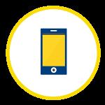 icono que representa un deposito móvil