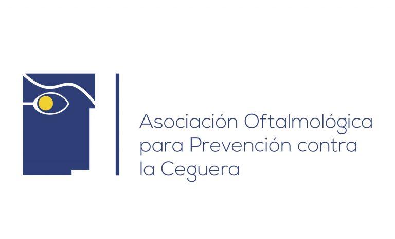 Logo Asociación oftalmológica para prevención contra la ceguera