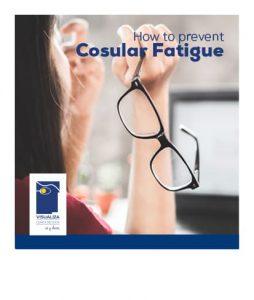 imagen promocional sobre la fatiga ocular