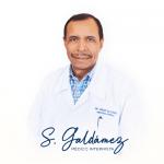 Fotografía Dr Galdamez especialista en medicina interna