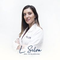 fotografía Dra. Lucia Silva Glaucoma Directora Médica