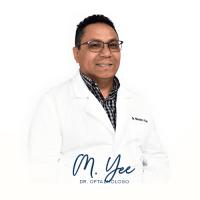 fotografía Dr. Mariano Yee Glaucoma