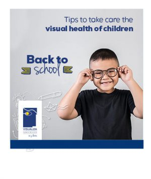 Tips to take care visual health